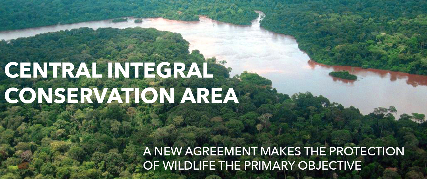 Central Integral Conservation Area